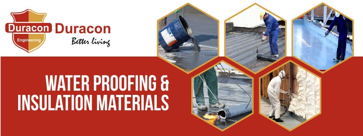 Waterproofing Chemical in Pakistan - Construction Chemicals